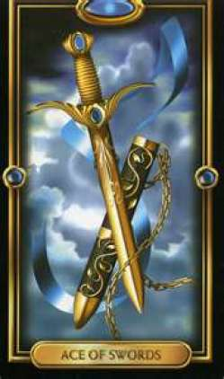 ace swords tarot