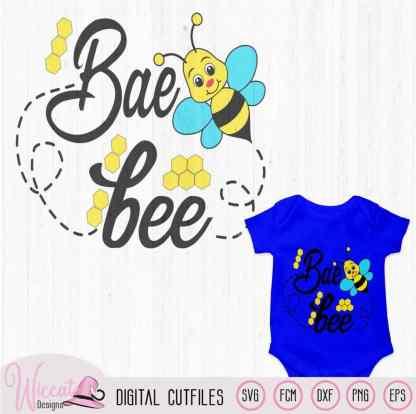 Bee bundle, Bumblebee cut file