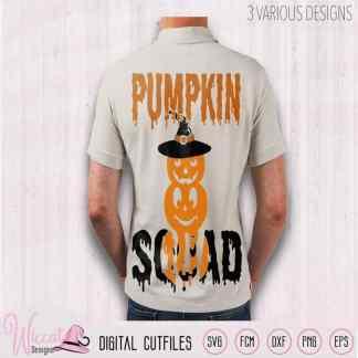 Pumpkin Squad svg, Halloween team svg, men halloween svg, pumpkin stack svg, t shirt svg, dxf file, vinyl craft, boy design, funny faces