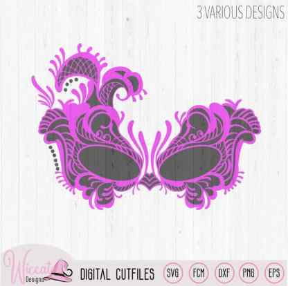 Masquerade Mask, Masked ball svg,