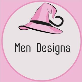 Man designs