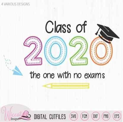 Class of 2020, homes school 2020,
