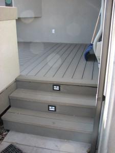 Evergrain stairs