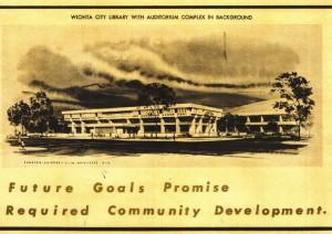 Wichita City Library, 1965