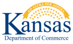 Kansas Department of Commerce logo