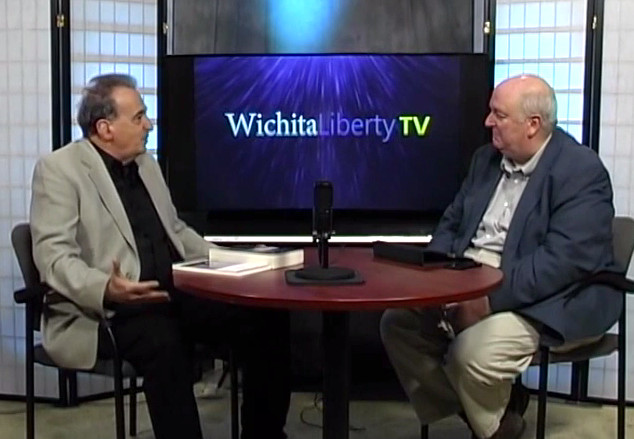 WichitaLiberty.TV: Author and philosopher Andrew Bernstein