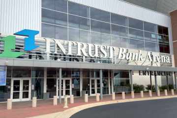 Intrust Bank Arena loss for 2019 nears $5 million