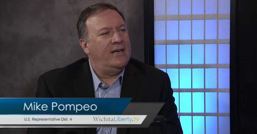 WichitaLiberty.TV: Congressman Mike Pompeo