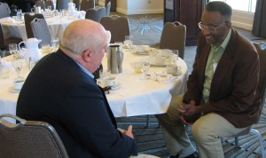 My interview with Dr. Walter Williams.
