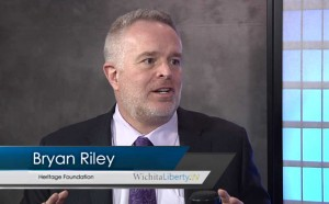 WichitaLiberty.TV 2016-02-28 Bryan Riley