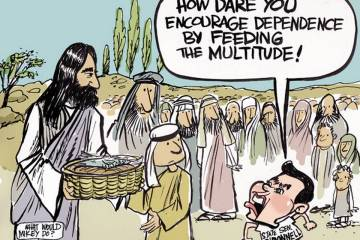 Was Jesus a socialist, according to Crowson