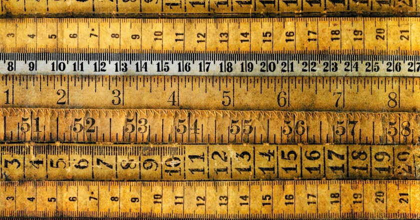 The yardstick for the Kansas experiment