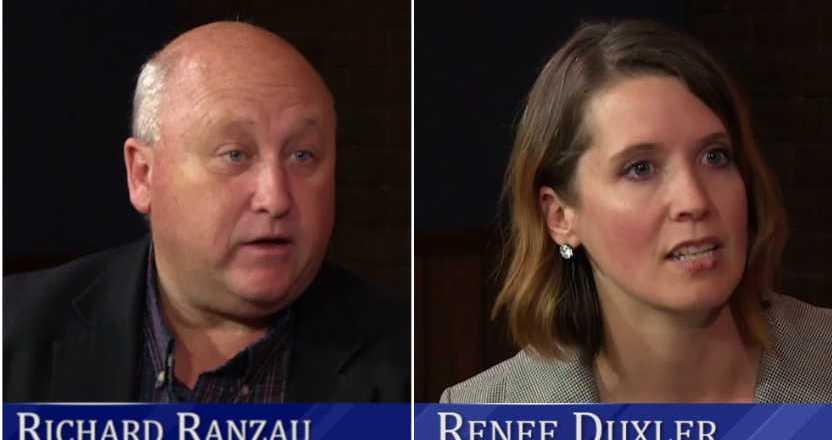 WichitaLiberty.TV: Richard Ranzau and Renee Duxler