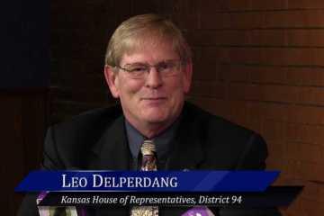 WichitaLiberty.TV: Kansas Representative Leo Delperdang