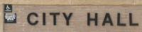 Wichita City Hall Sign