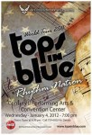 Free Tops in Blue Concert at Century II, sponsored by McConnell