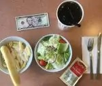 Fazolis 5 dollar lunch menu