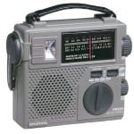 Free Severe Weather Safety Classes in Sedgwick County; image depicts Emergency Radio