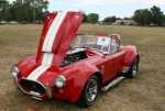 Ford car show at Sedgwick County Park