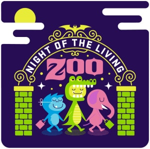 Night of the Living Zoo at the Sedgwick County Zoo