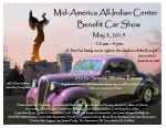 Mid America All Indian Center 2015 Benefit Car Show