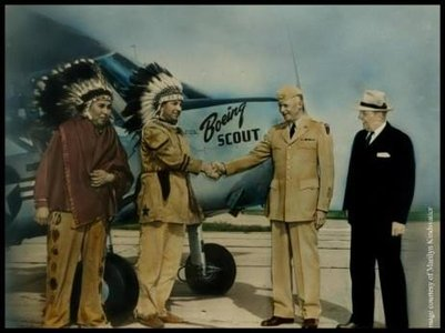 Indians in Aviation documentary screening at Mid America All Indian Center