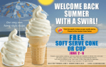 Free Burger King Soft Serve Cone