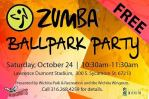 FREE Zumba at Lawrence-Dumont Stadium