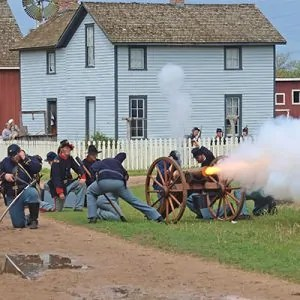 Civil War Day at Old Cowtown Museum
