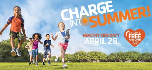 Free YMCA kids day at Camp Hyde