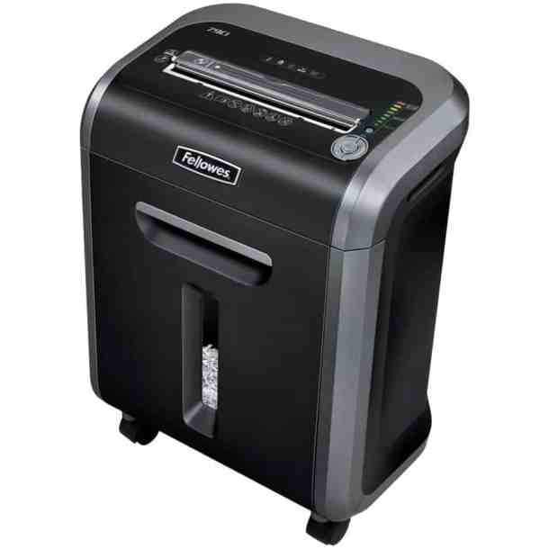 Fellowes shredder - my paper eating monster