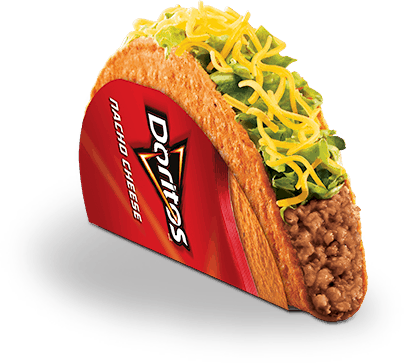 image about Taco Bell Printable Coupons identified as Absolutely free Doritos Locos Taco versus Taco Bell