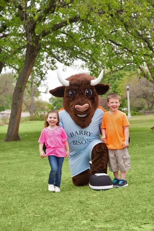 FREE: Barry's Crew fun events for Wichita kids