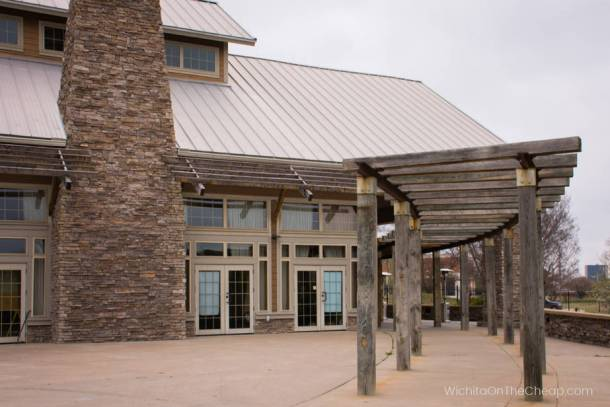 Visitors Center at Old Cowtown Museum in Wichita