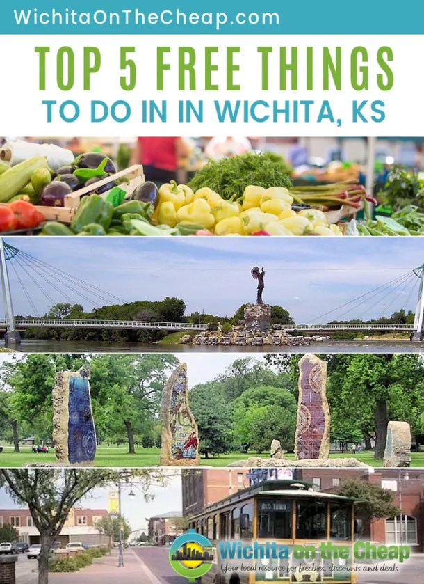 The Best Free Things to Do in Wichita, KS! Pin it