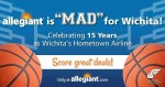 Allegiant Air March Madness Watch Party in downtown Wichita