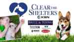 FREE pet adoption event in August - Clear the Shelters from KSN at the KS Humane Society