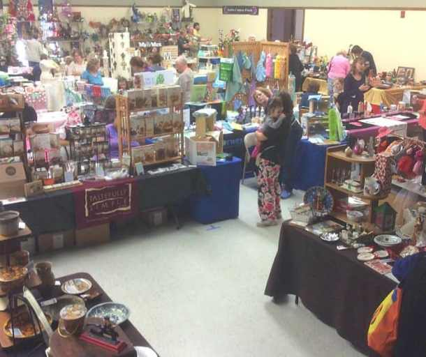 2018 Christmas Craft Fair and Hillside Marketplace Bazaar