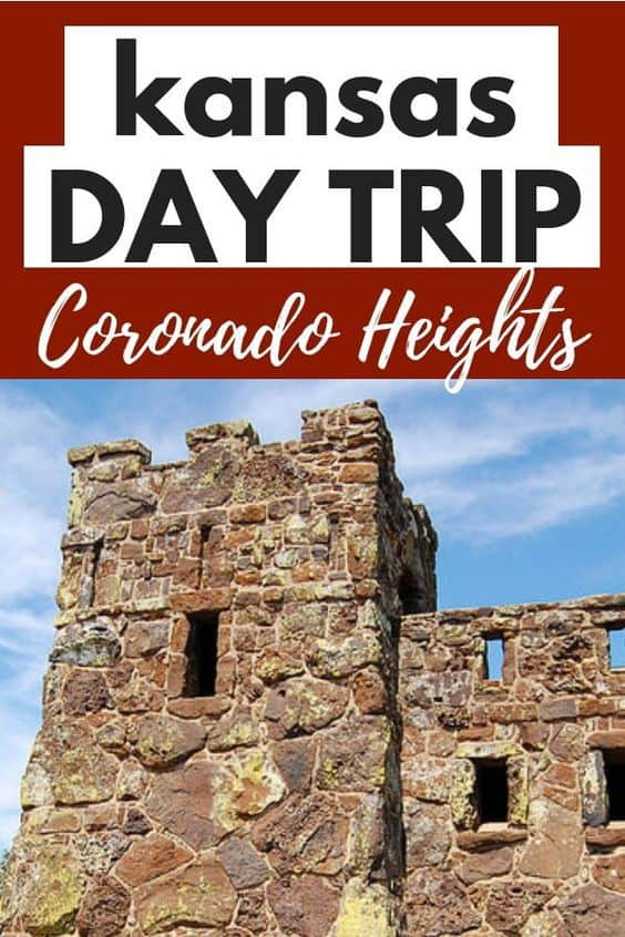 Coronado Heights: Day Trip from Wichita, KS