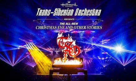 "Presale: Trans-Siberian Orchestra Presents The All-New ""Christmas Eve and Other Stories"" Concert & Album on December 6"