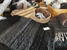 HLA rugs and rug yarns