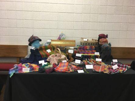 Wichita guild's table display