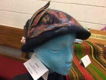 Paula Smith's felt hat