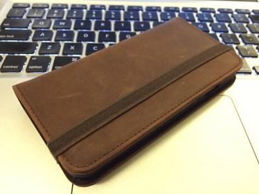 dock artisan iphone wallet case