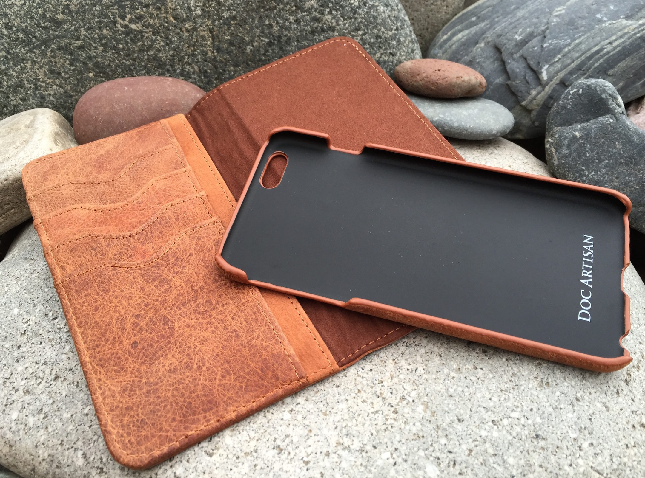 info for 4b694 7891c Review: Doc Artisan Wallet Case for iPhone 6 Plus