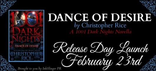 Dance of Desire - RDL banner