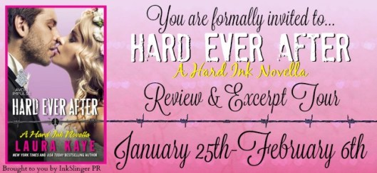 Hard Ever After - Review & Excerpt Tour Banner