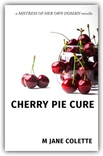 Cherry Pie Cure Cover with Shadow