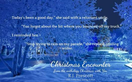 Christmas With You Teaser R.J. Prescott