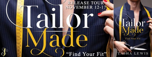 Tailor Made Release Tour Banner